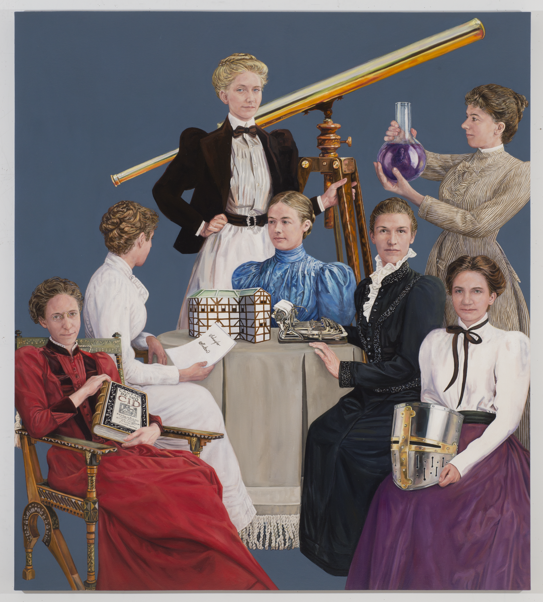 Yale's First Women Ph.D.s