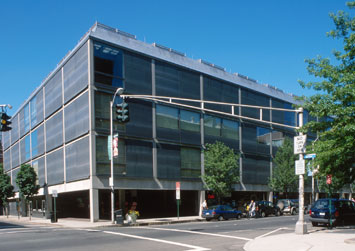Architecture of Yale | Visitor Center