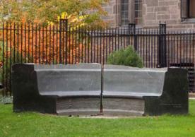Giamatti Bench