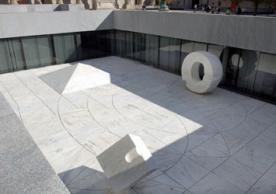 The Garden (Pyramid, Sun, and Cube) artwork