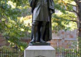 Abraham Pierson Statue