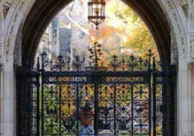 Memorial Quadrangle Gate
