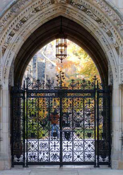 Memorial Quadrangle Gate